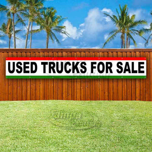 Used Trucks For Sale XL Banner