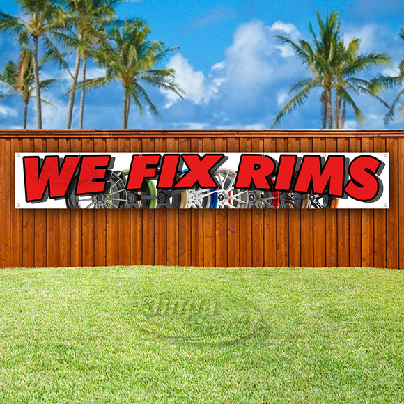 We Fix Rims XL Banner