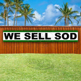 We Sell Sod XL Banner