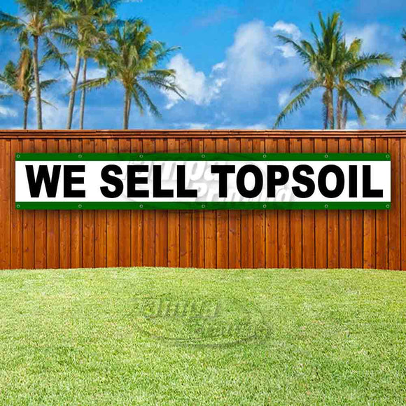 We Sell Topsoil XL Banner