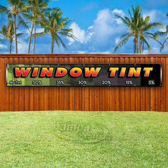 Window Tint XL Banner