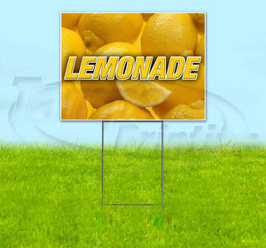 Lemonade Yard Sign