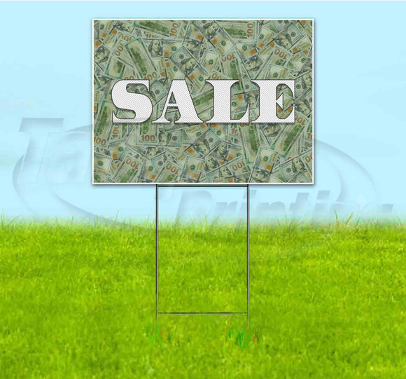 Sale Yard Sign