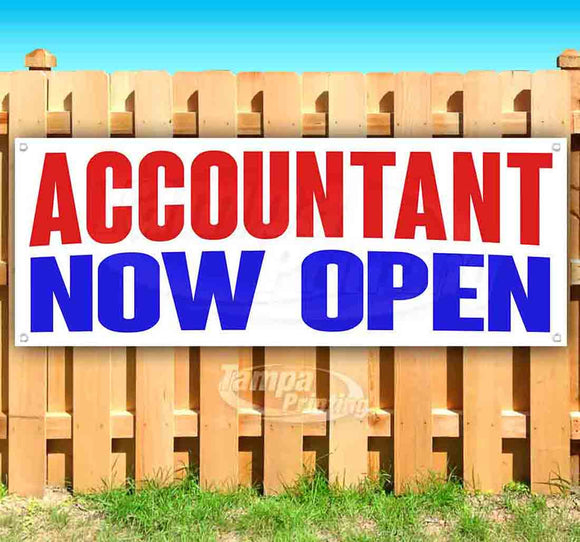 Accountant Now Open Banner