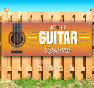 Acoustic Guitar Lessons Banner