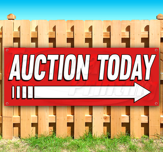 Auction Today Banner