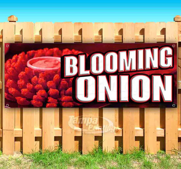 Blooming Onion Banner