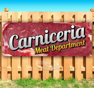 Carniceria Meat Department Banner