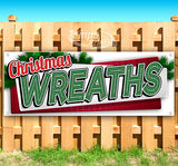Christmas Wreaths Banner