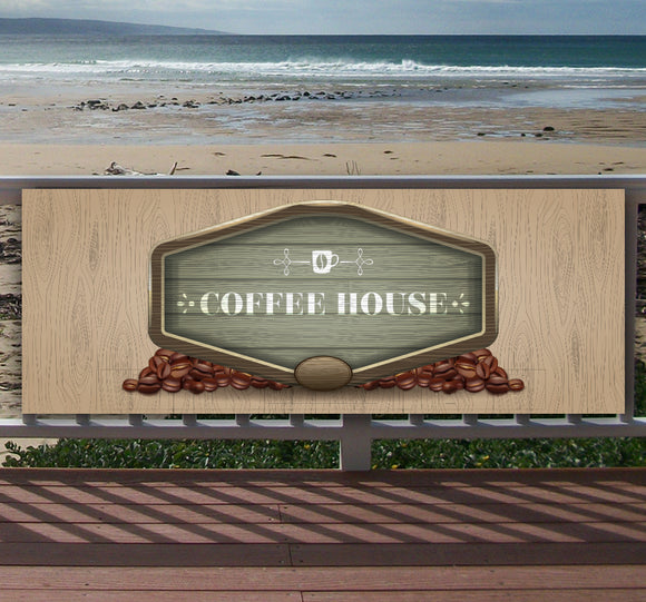 Coffee House Banner