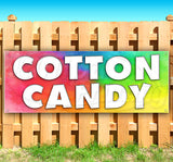 Cotton Candy Banner