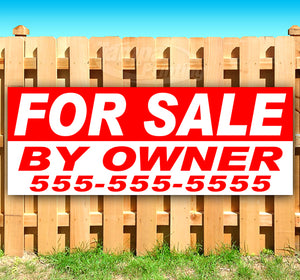 For Sale By Owner Banner