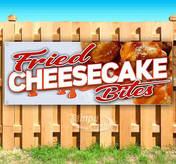 Fried Cheesecake Bites Banner