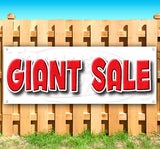 Giant Sale Banner