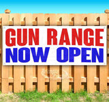 Gun Range Now Open Banner