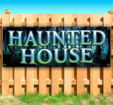 Haunted House Banner