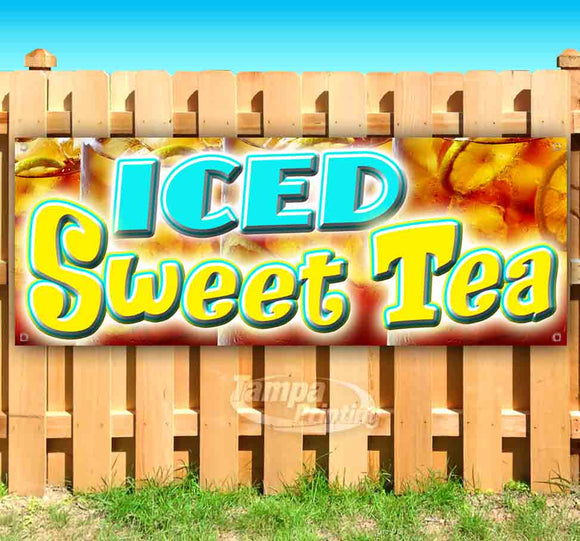 Iced Sweet Tea Banner