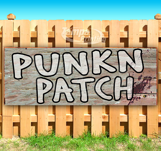 Punkn Patch Banner