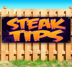 Steak Tips PBG Banner