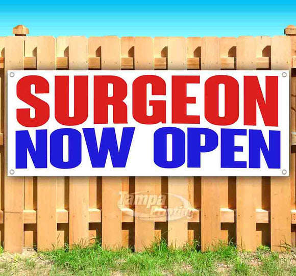 Surgeon Now Open Banner