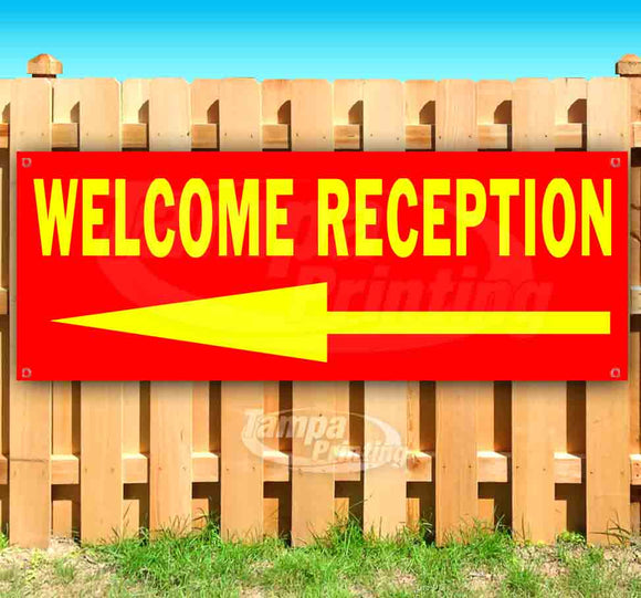 Welcome Reception Banner
