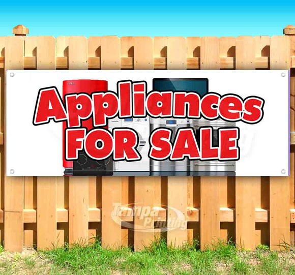 Appliances For Sale Banner