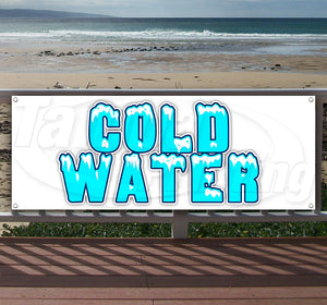 Cold Water Banner