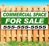 Commercial Space For Sale Banner