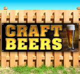 Craft Beers Banner