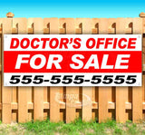 Doctor's Office For Sale Banner