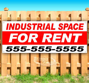 Industrial Space For Rent Banner