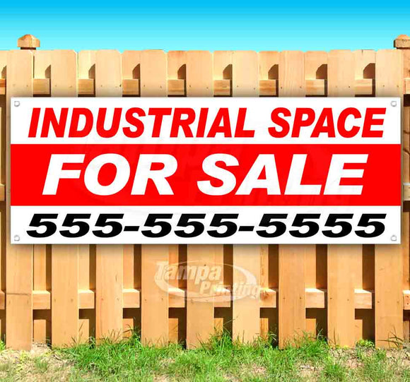Industrial Space For Sale Banner