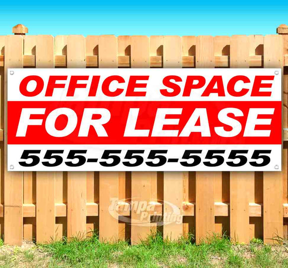 Office Space For Lease Banner