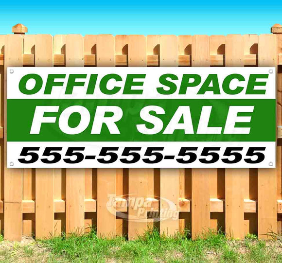Office Space For Sale Banner