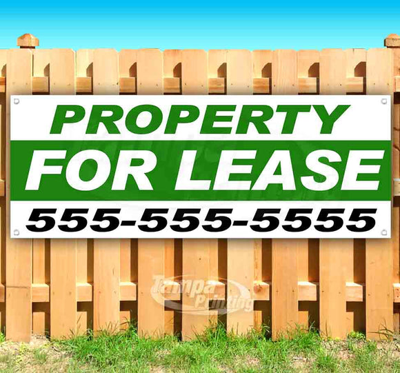 Property For Lease Banner