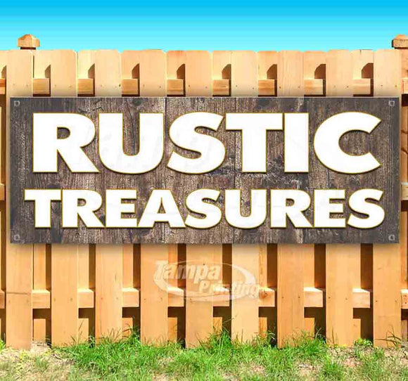 Rustic Treasures Banner