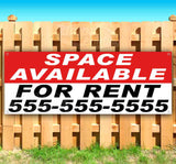 Space Available For Rent Banner
