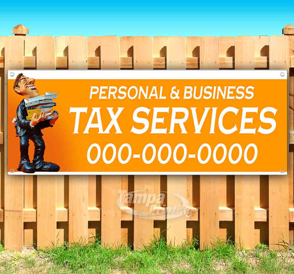 Tax Services Banner