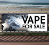 Vape For Sale Banner