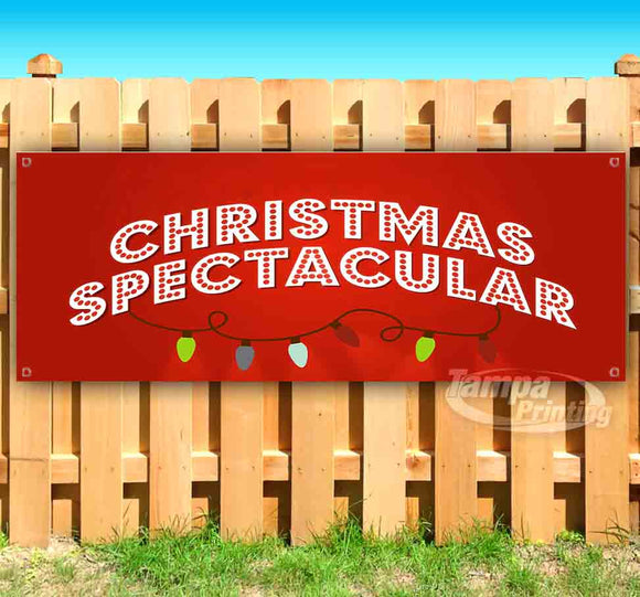 Christmas Spectacular Banner