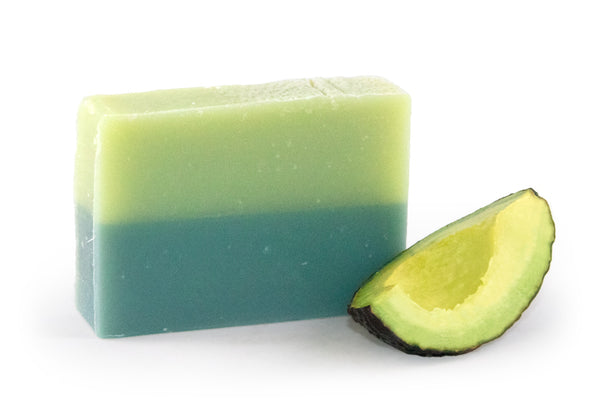 Avocado Sea Salt Soap Bar