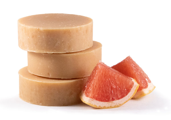Grapefruit Mango Shampoo Bar