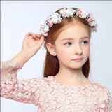 Children's Performance Hair Accessories Princess Crown Wreath Headgear