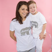 Personalised Mother's Day Polar Bear Pyjamas