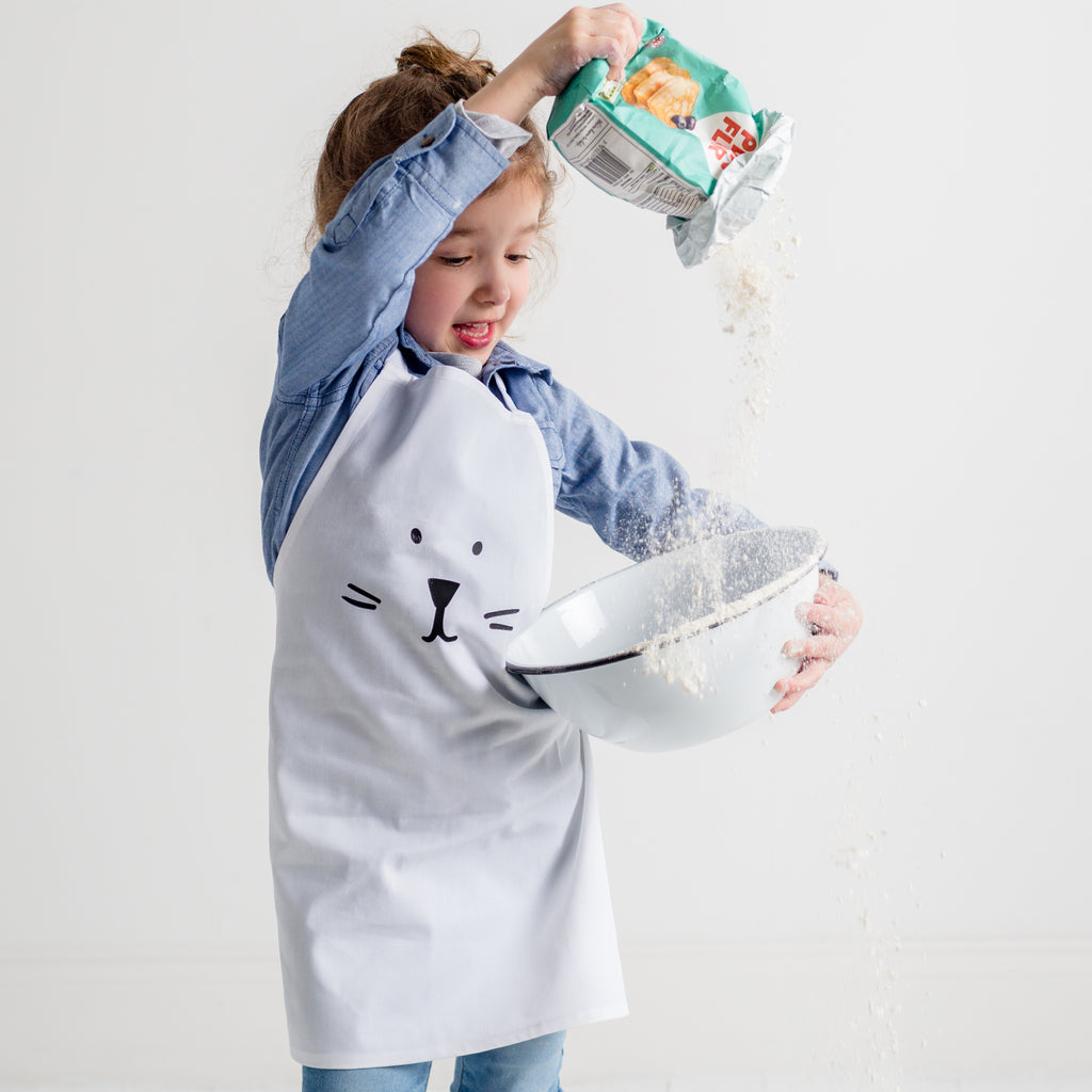 Children's Easter Bunny Apron