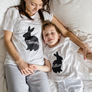 Personalised Easter Bunny Family Pyjamas