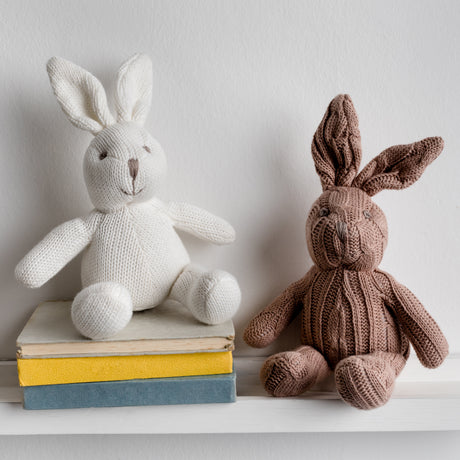 Organic Bunny Rabbit Soft Toy