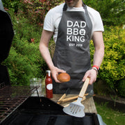 Personalised Father's Day Bbq King Tool Kit