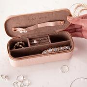 Slim Travel Jewellery Box