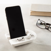 Father's Day Phone Stand And Accessories Tray